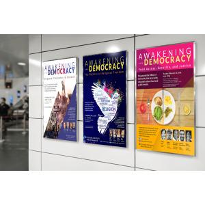 Plakatai informuoti ir reklamai
