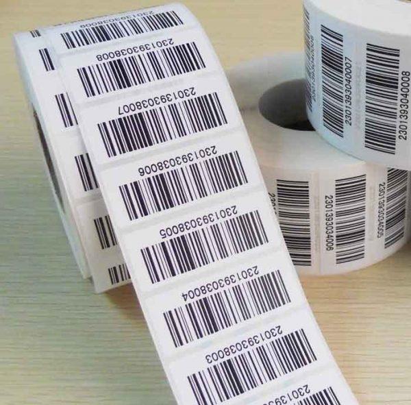Informacinės etiketės prekių aprašymams