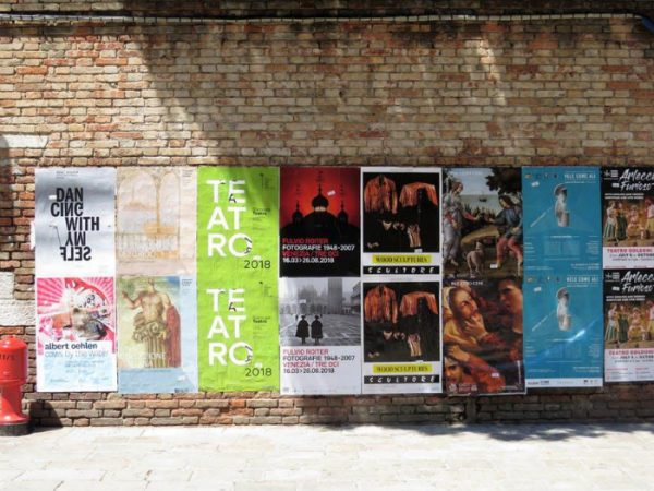 Plakatai verslo reklamai