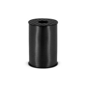 Plastikinė juostelė, juoda (5 mm/225 m)