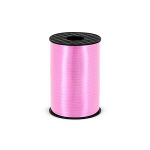 Plastikinė juostelė, rausva (5 mm/225 m)